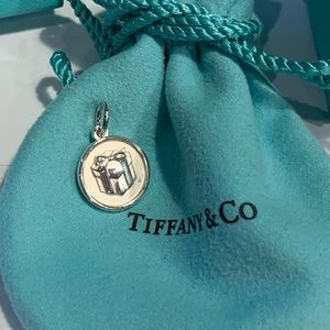 Tiffany & Co. Bow Box Charm